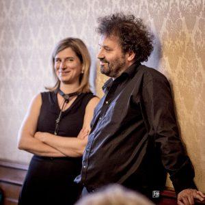 Foto: Kontrapunkte Speyer - Daniela Wahler, Saxophon / Mathias Trapp, Klavier