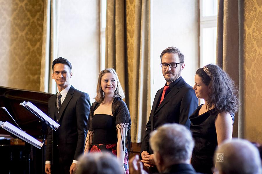 Foto Ensemble Preferenza - Kontrapunkte Speyer