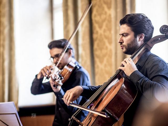 Foto Kontrapunkte Speyer: Goldmund Quartett