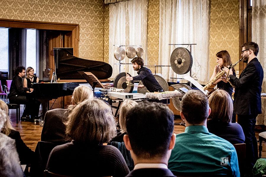 Foto: Kontrapunkte Speyer Ensemble Selisih