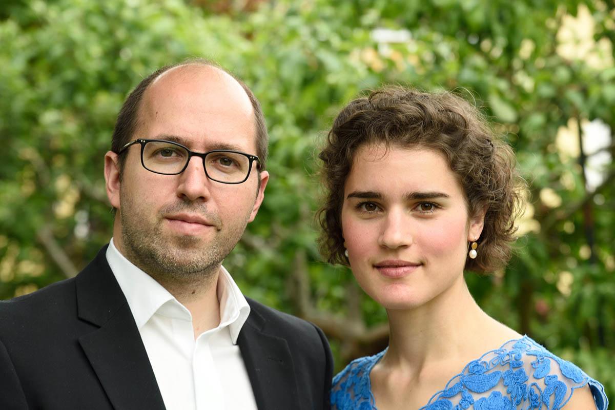 Christine und Stephan Rahn